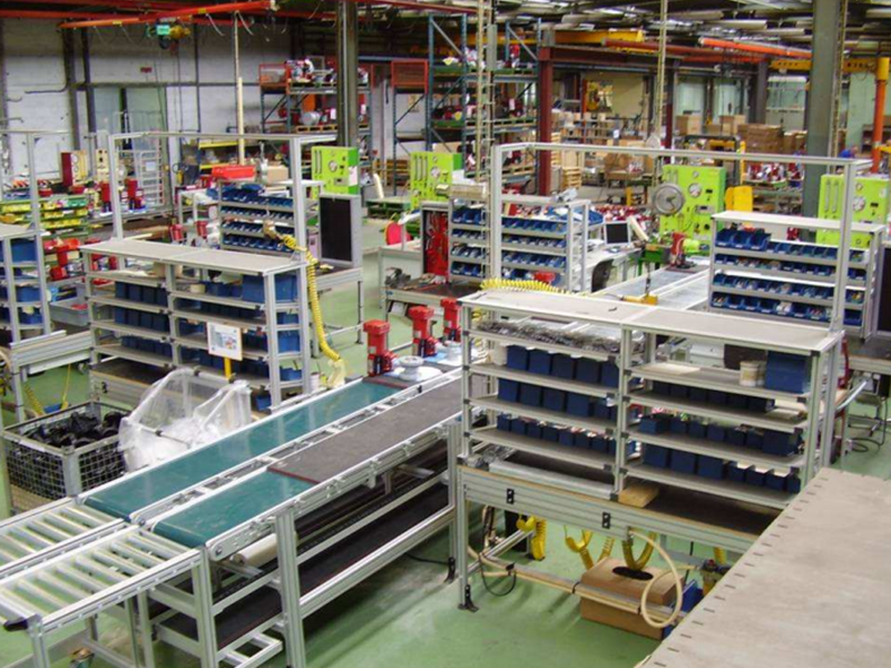 LINES AND INTEGRATED PRODUCTION UNITS<br />Wrapping Line