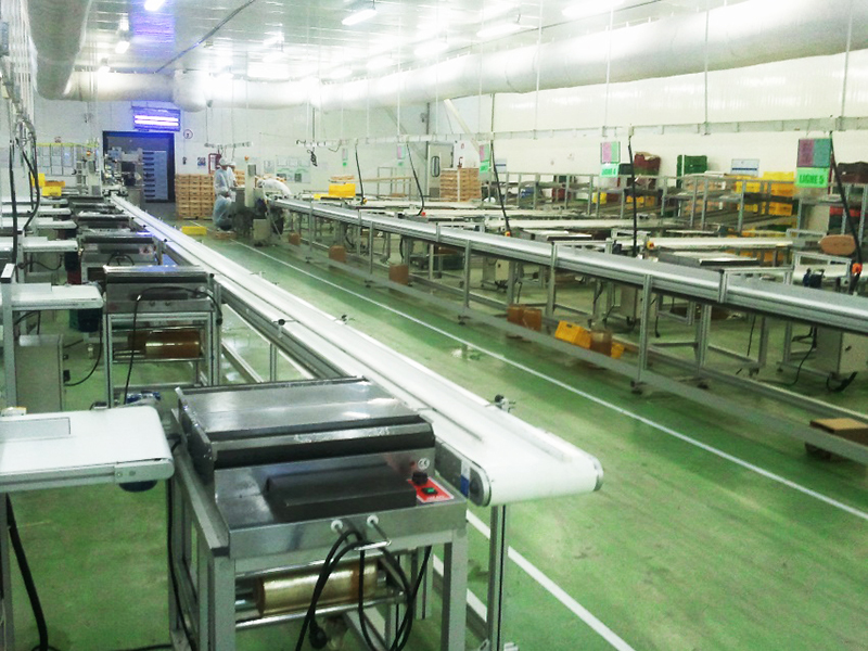 LINES AND INTEGRATED PRODUCTION UNITS<br />Order Preparation Line
